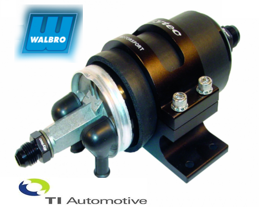 Walbro High Pressure Fuel Pump - In-tank and In-line